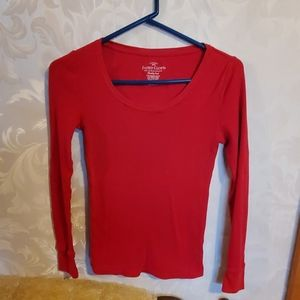 Ladies Faded Glory Pullover Top
